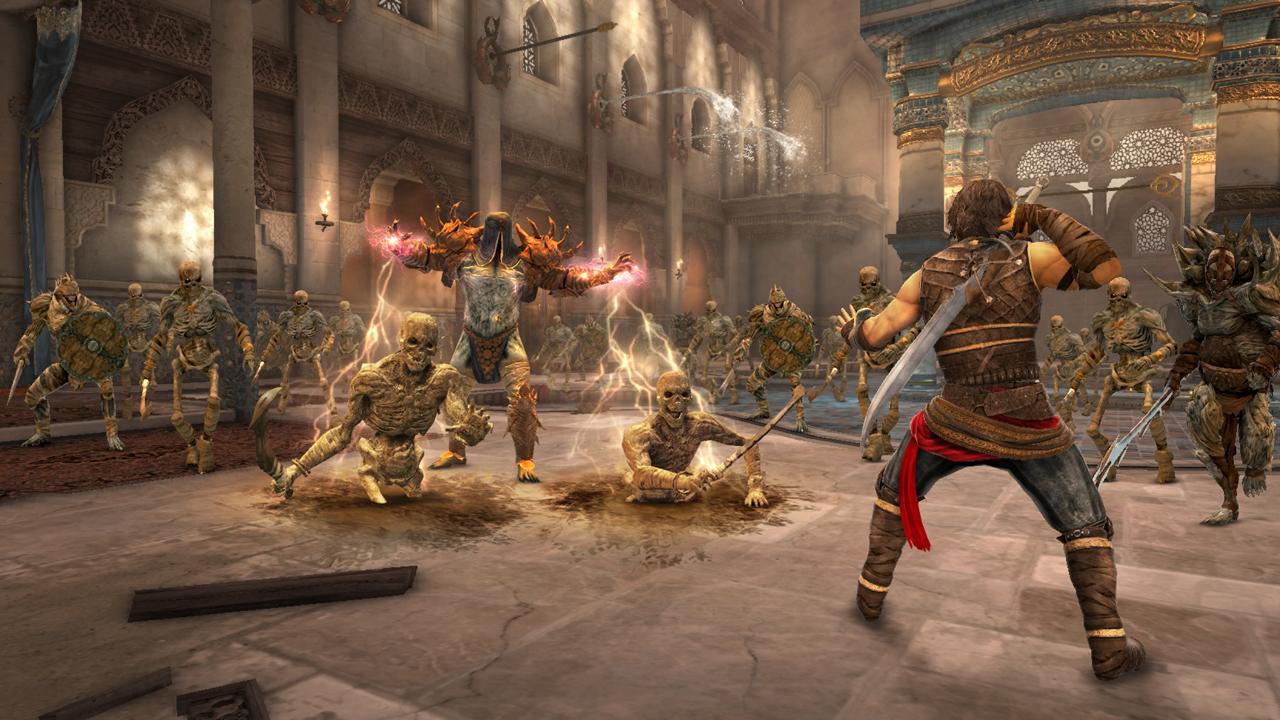 Prince of Persia: The Forgotten Sands / Die vergessene Zeit ...